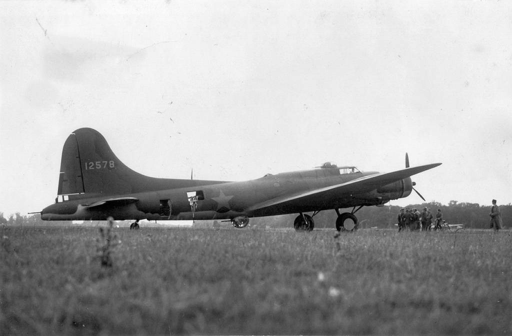 B-17 #41-2578 / Butcher Shop aka Big Tin Bird