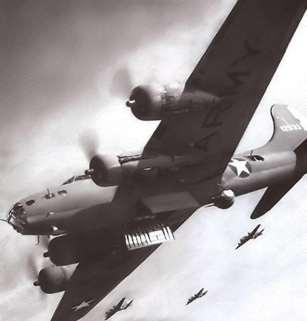B-17 #41-2633 / Sally