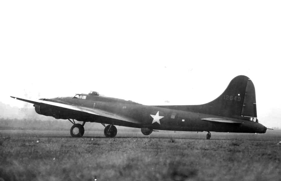 B-17 #41-2649