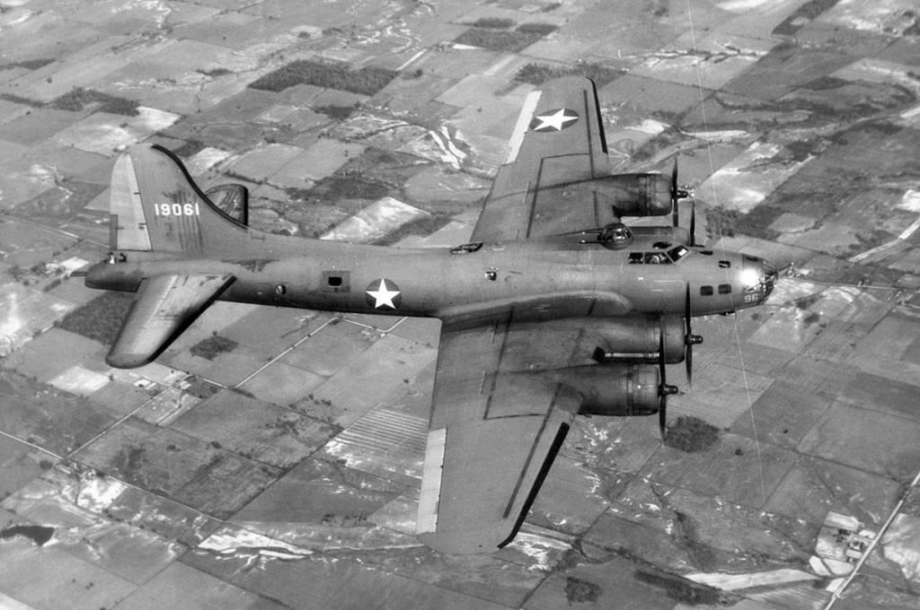 B-17 #41-9061
