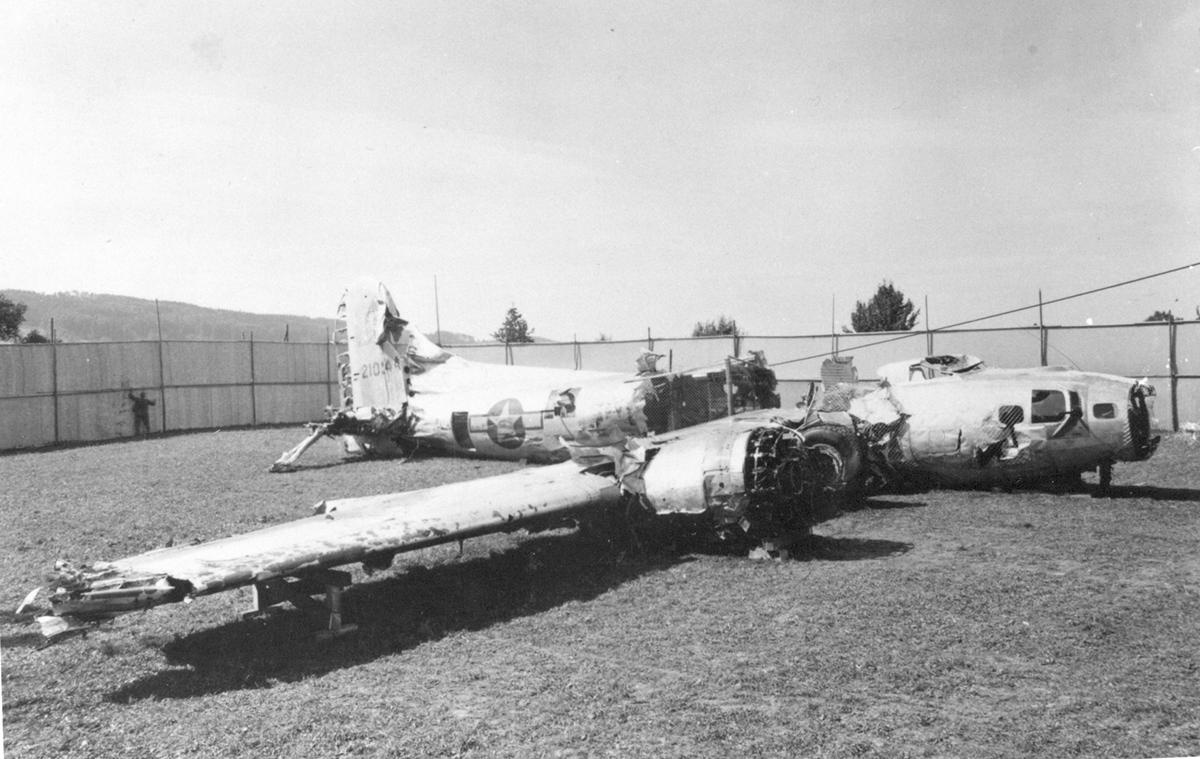 B-17 #42-102446 / Little Chub