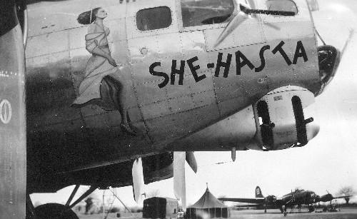 B-17 #42-107007 / She-Hasta