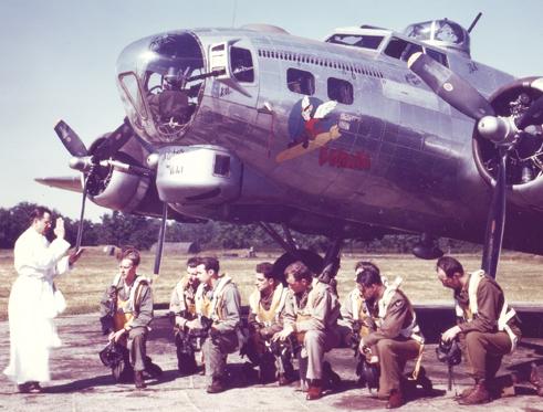 B-17 #42-107030 / Fifinella