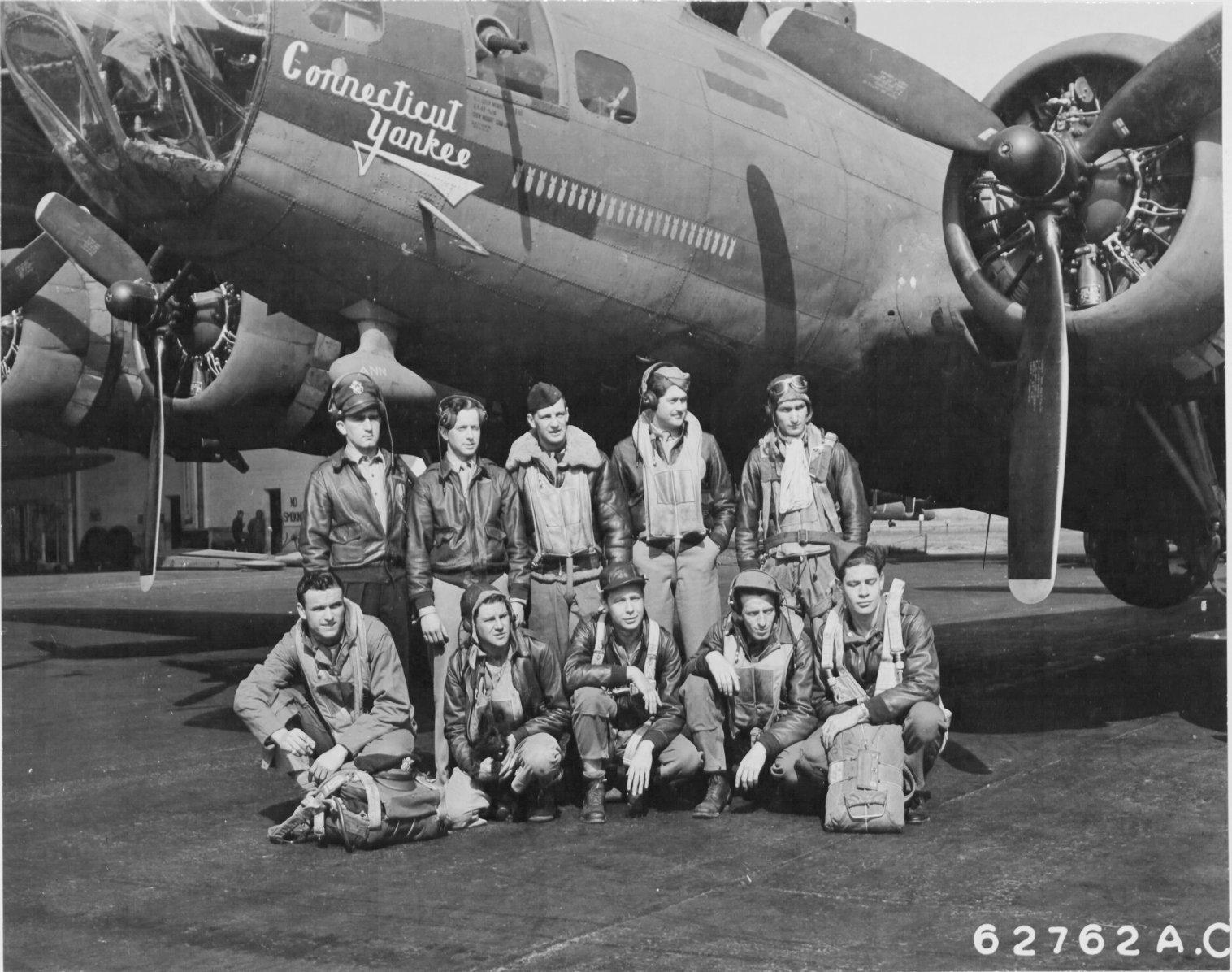 B-17 #42-2970 / Connecticut Yankee