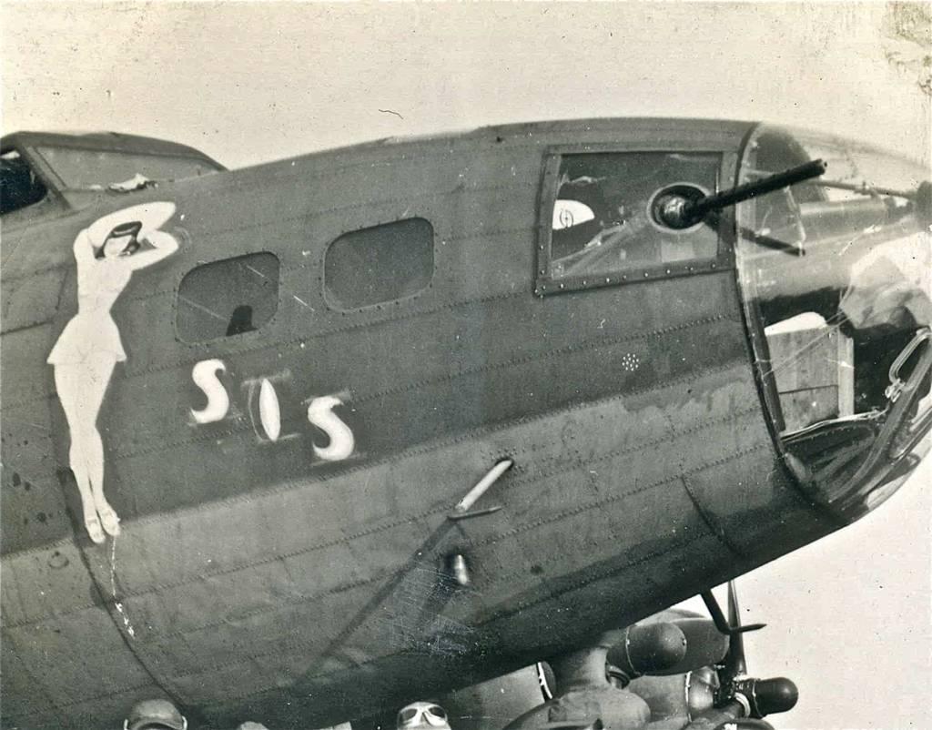 B-17 #42-2978 / SIS