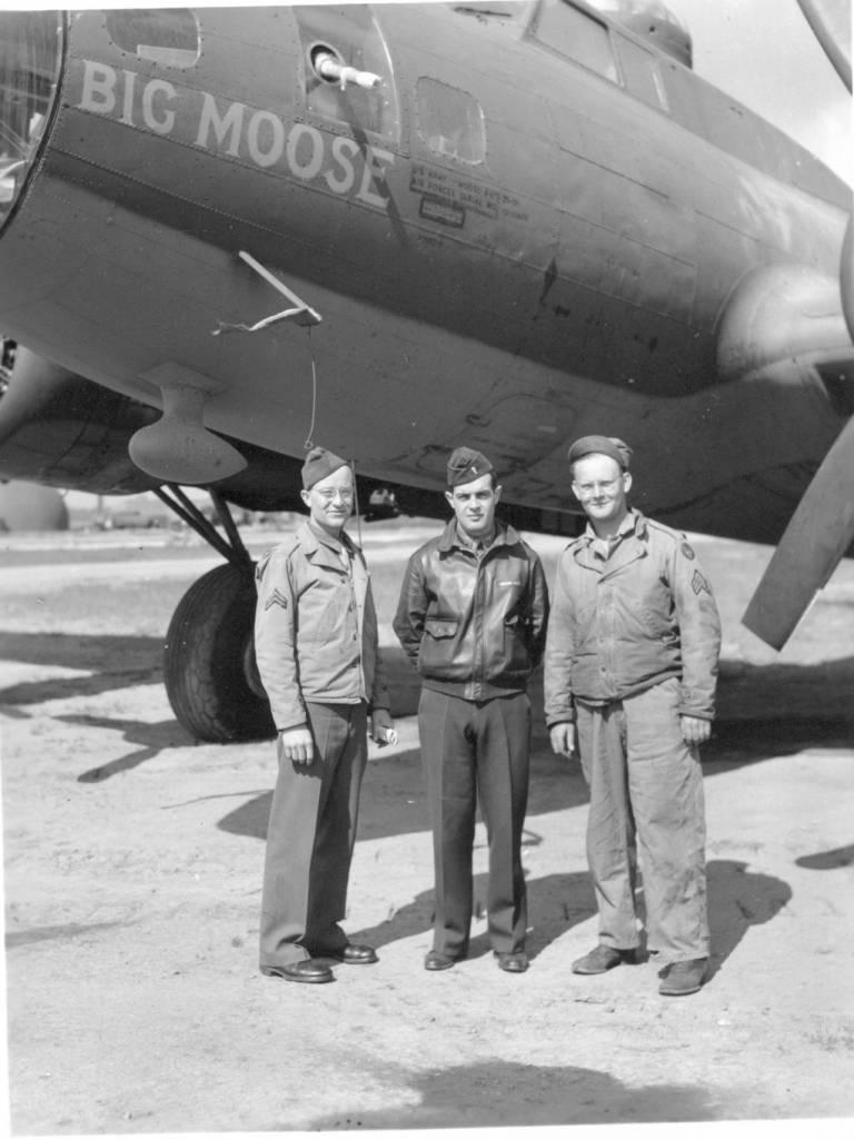 B-17 #42-29870 / TS aka Big Moose