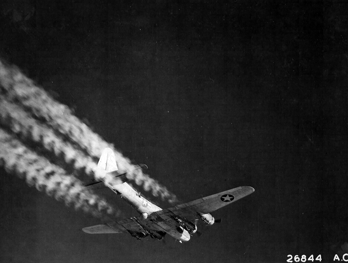 B-17 #42-29894 / Baltimore Bouce