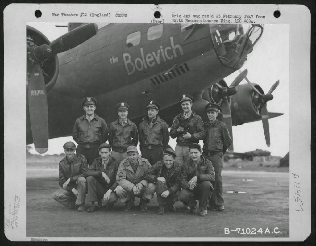 B-17 #42-30191 / The Bolevich