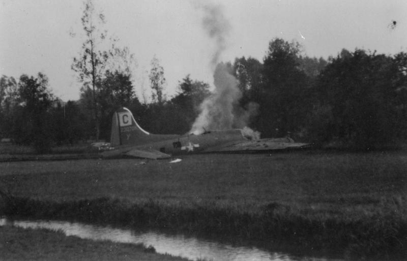B-17 #42-30709