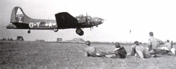 B-17 #42-30727 / Fightin' Bitin'