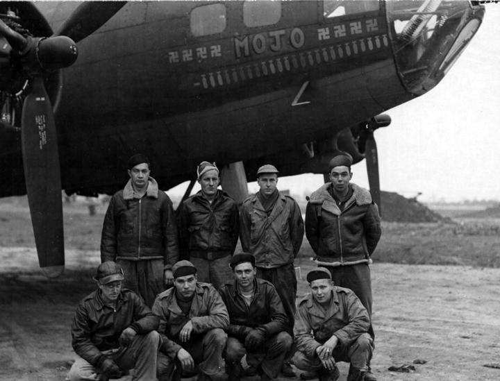 B-17 #42-31028 / Mojo