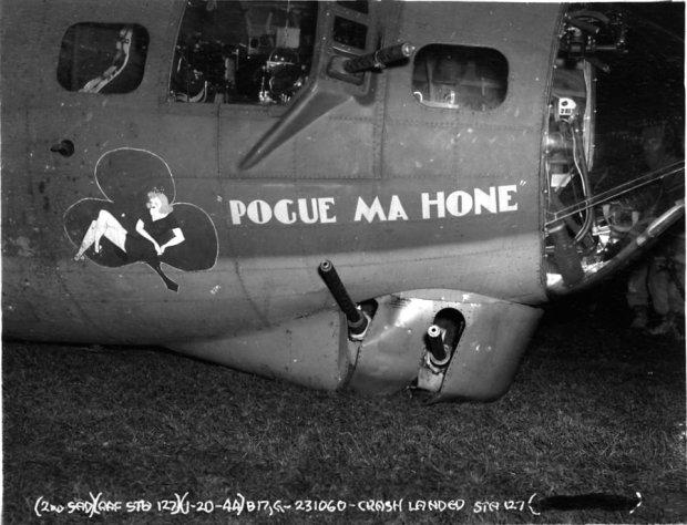B-17 #42-31060 / Poque Ma Hone