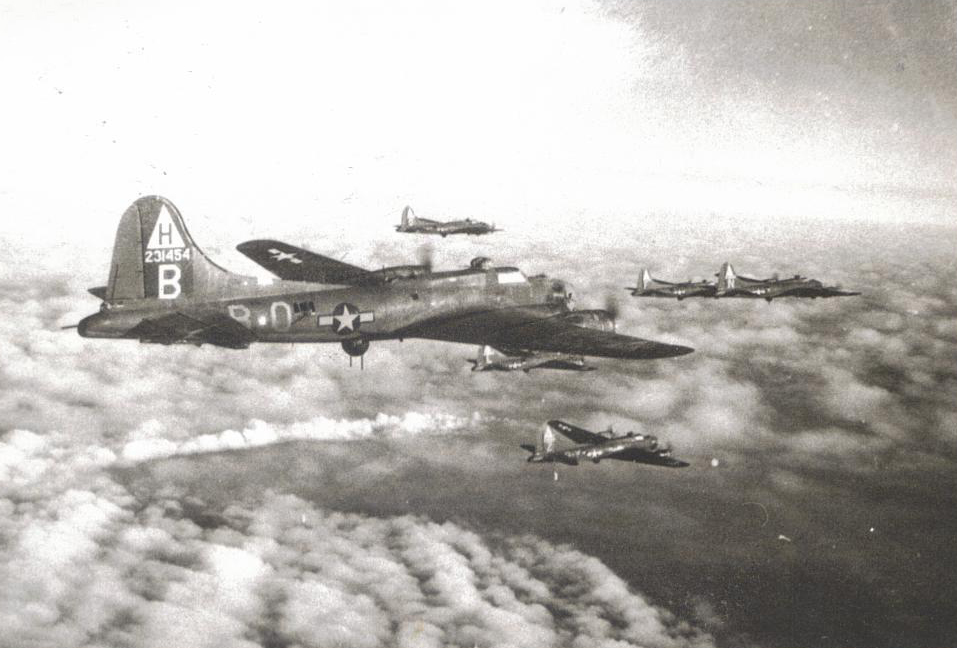 B-17 #42-31454 / St. Anthony