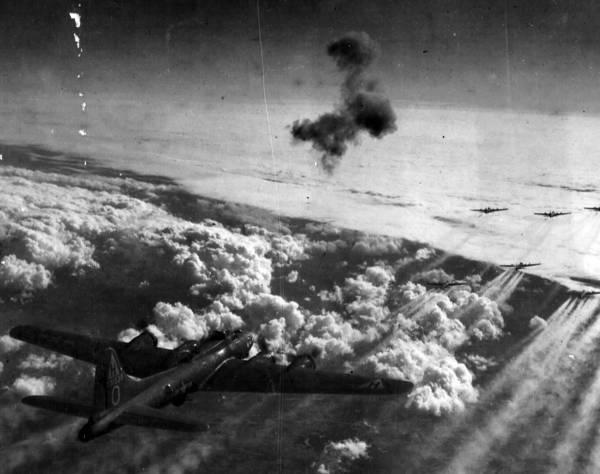 B-17 #42-31539