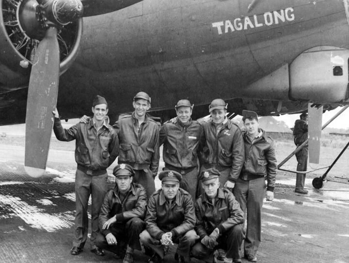 B-17 #42-31663 / Tag-A-Long