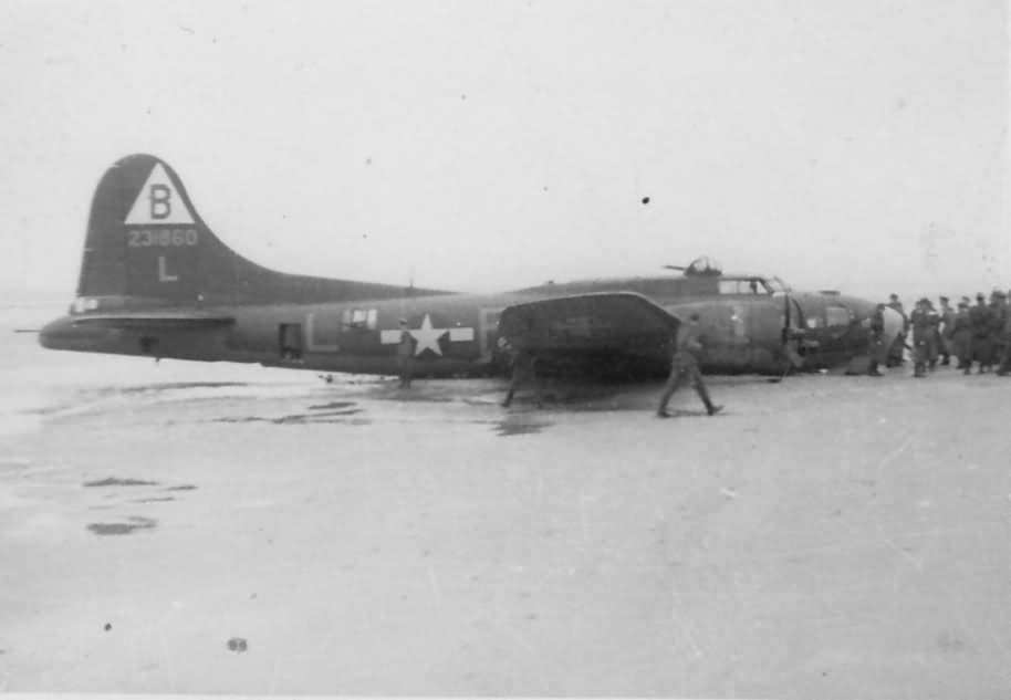 B-17 #42-31860