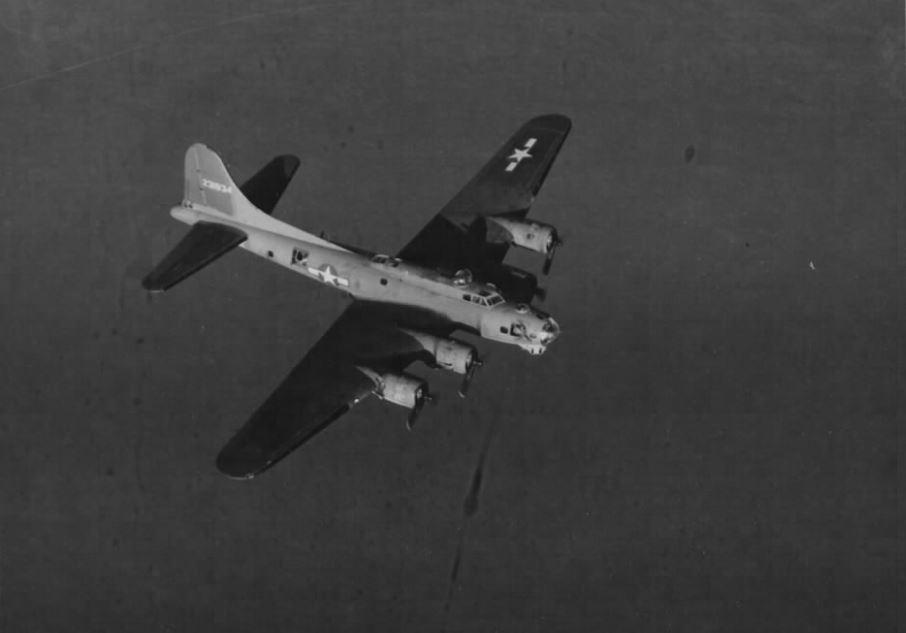 B-17 #42-31934 / Marie Helena