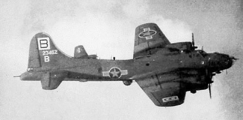 B-17 #42-3462 / San Antonio Rose