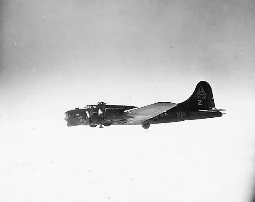 B-17 #42-3522 / Gremlin's Delite