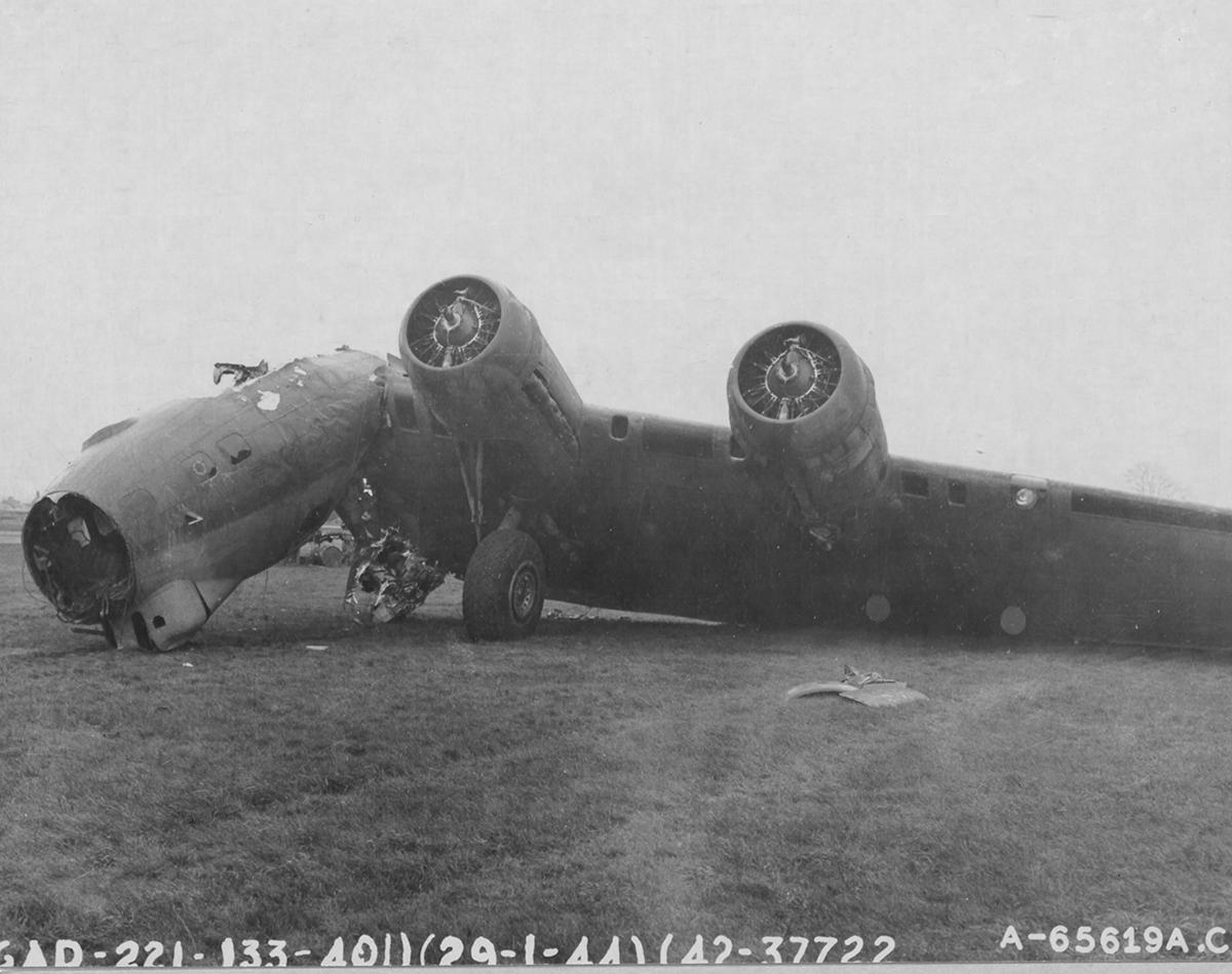 B-17 #42-37722