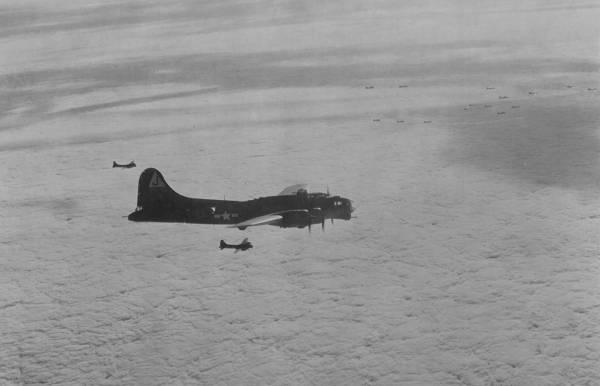 B-17 #42-39761 / Fireball II