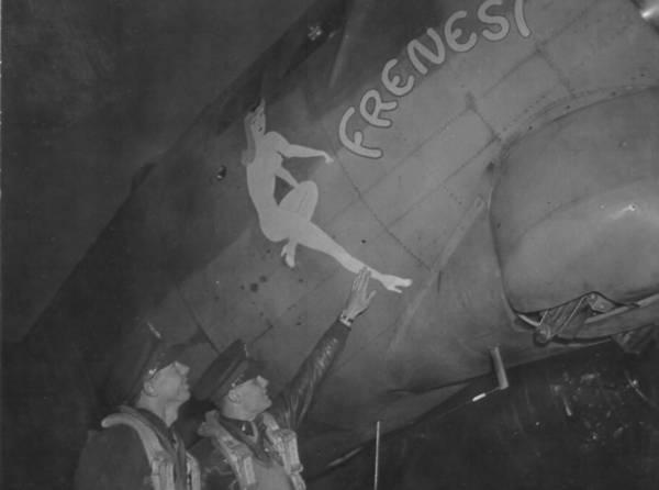 B-17 #42-39775 / Frenesi