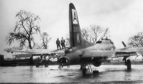 B-17 #42-39775 'Frenesi'