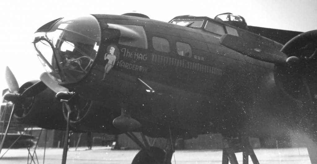 B-17 #42-5830 / The Hag of Harderwyk