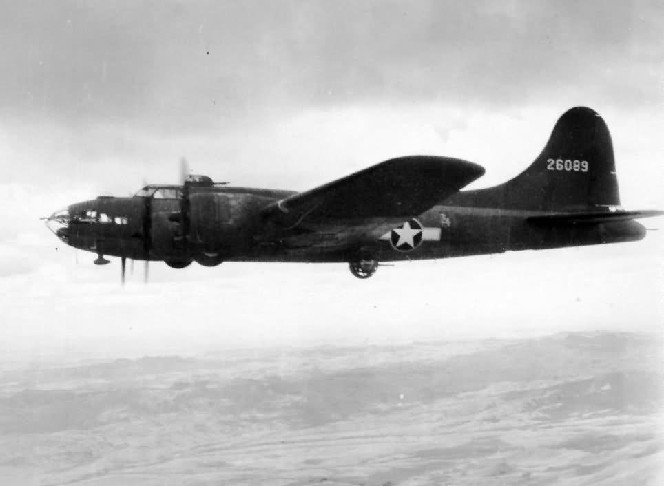 B-17 #42-6089