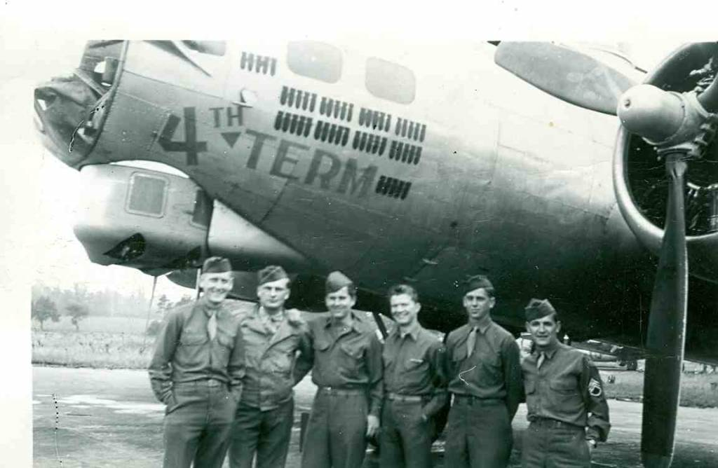 B-17 #42-97171 / 4th Term aka Raider Maiden