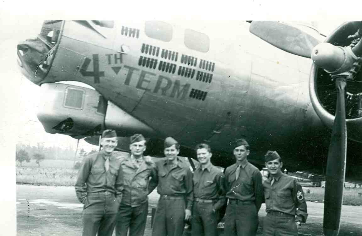 B-17 #42-97171 / 4th Term aka Raider Maiden