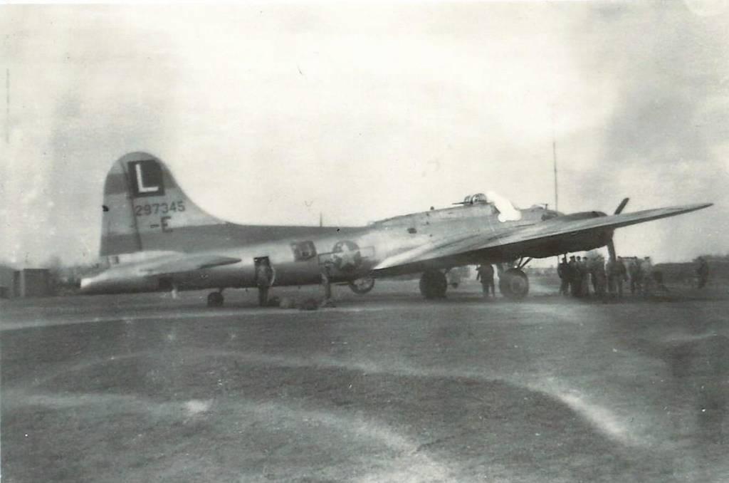 B-17 #42-97345 / Ramblin' Wreck