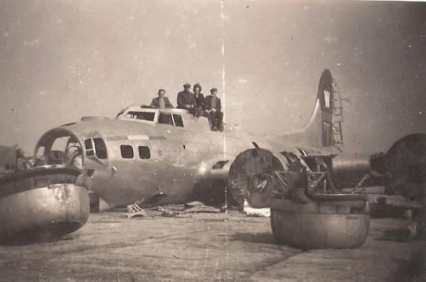 B-17 #42-97401 / Stinker Jr