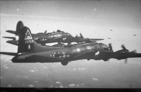 B-17 #42-97519 / Spirit of Billy Mitchell
