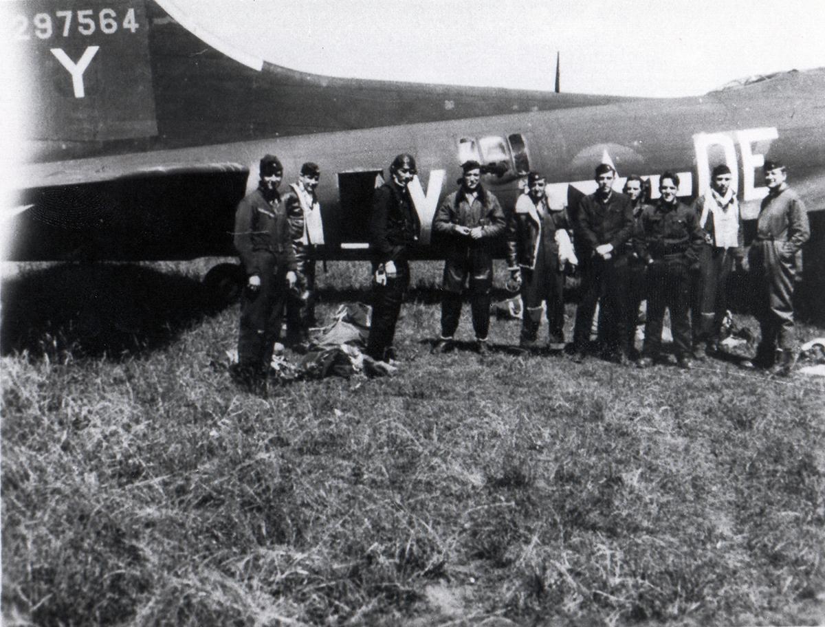 B-17 #42-97564 / Belle of Berlin