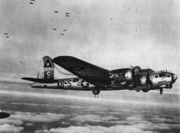 B-17 #42-97810