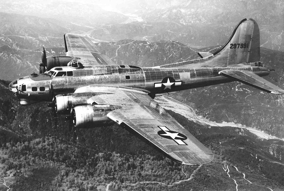 B-17 #42-97991