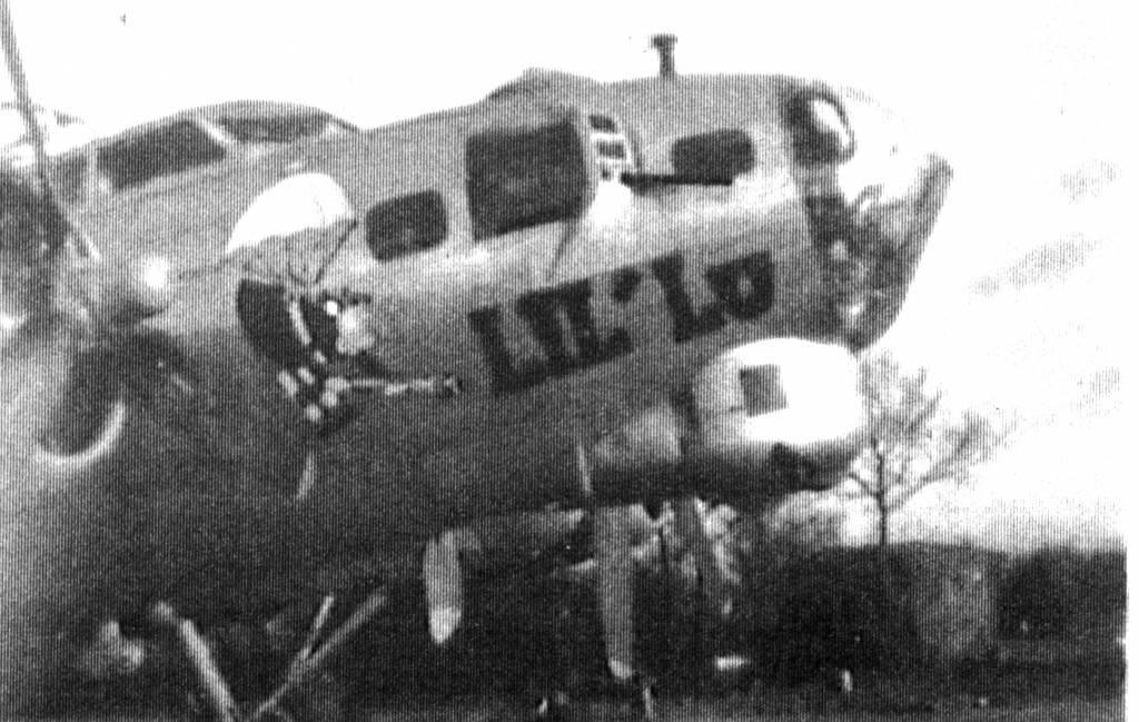 B-17 #43-38612 / Lil Lu
