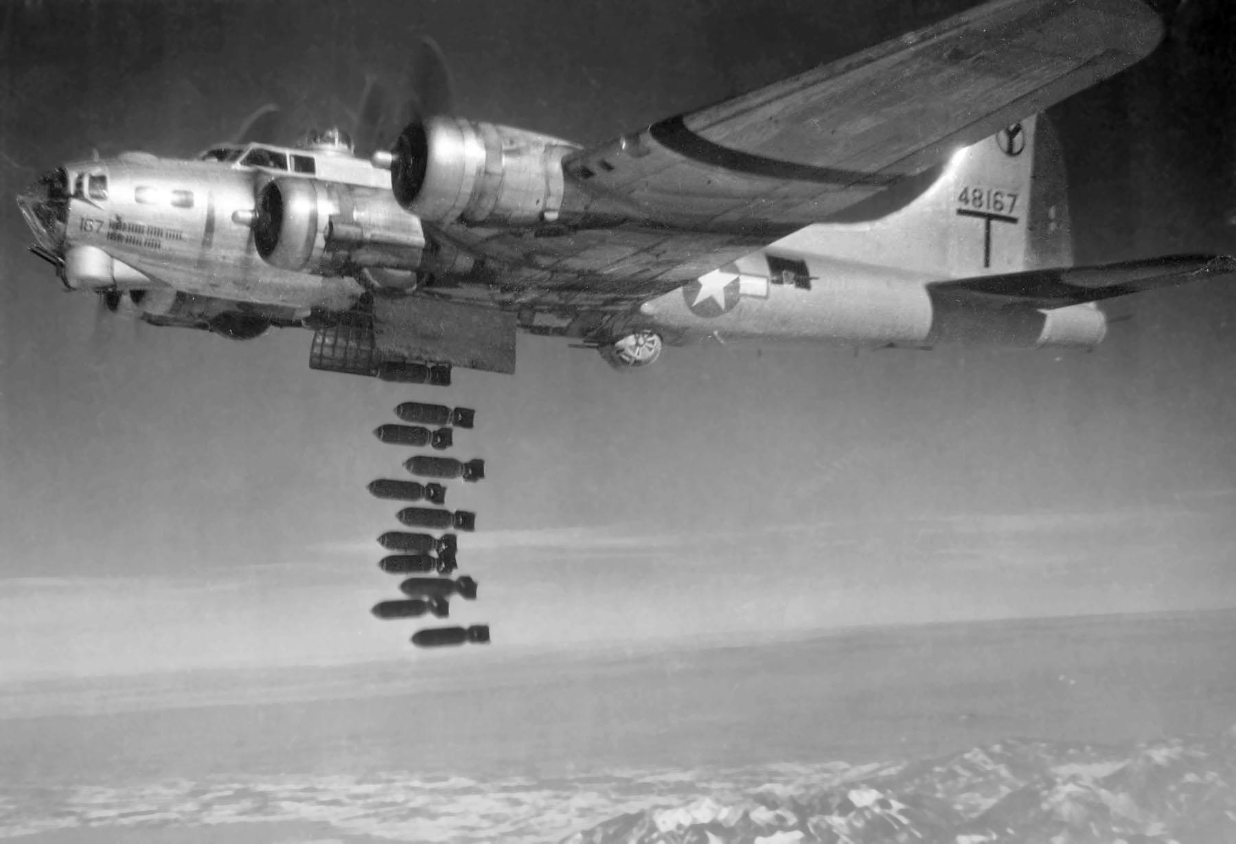 B-17 #44-8167