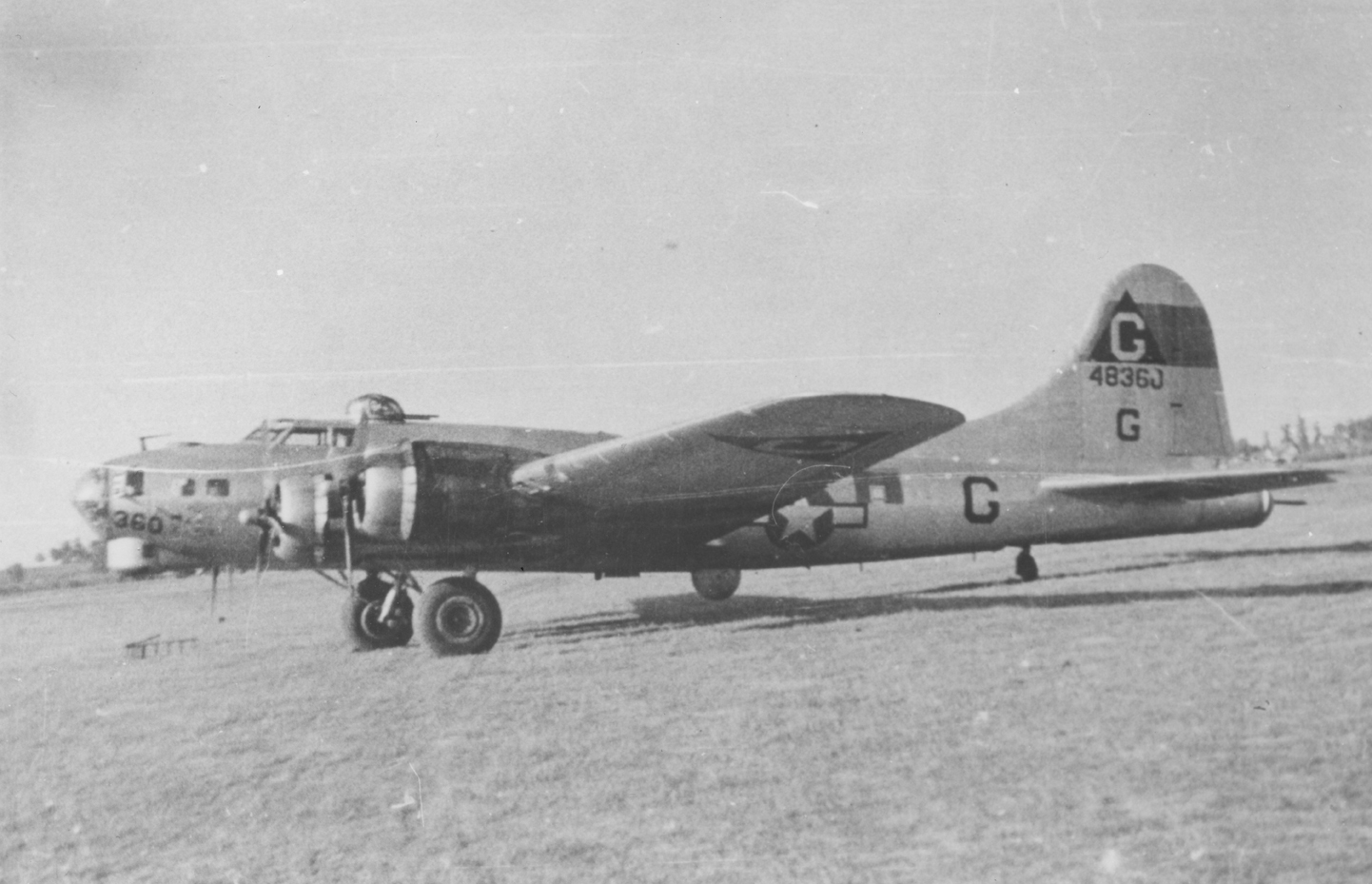 B-17 #44-8360