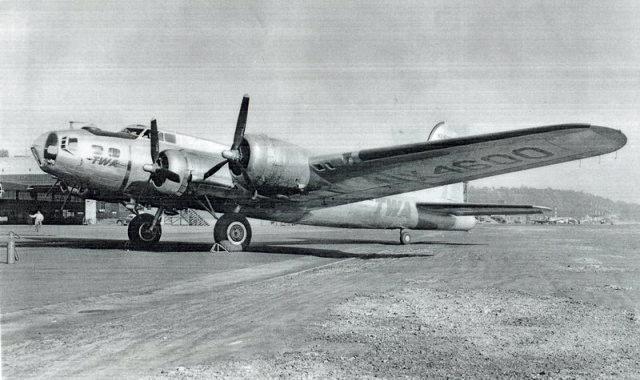 B-17 #44-85728