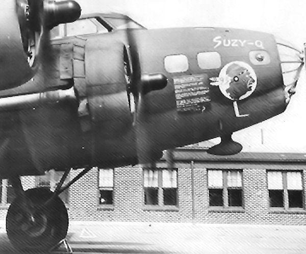 B-17 #41-2489 / Suzy Q