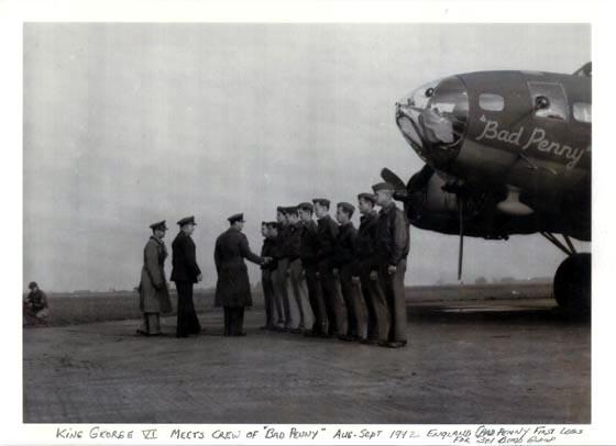 B-17 #41-24363 / Bad Penny