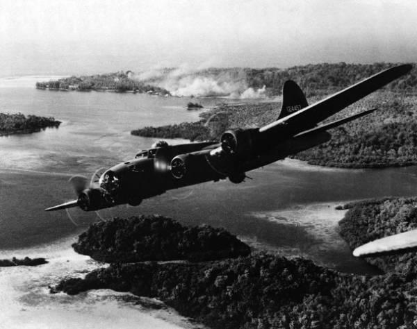 B-17 #41-24457 / Aztec's Curse