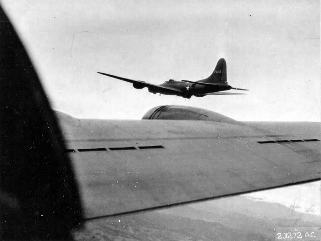 B-17 #41-24458 'San Antonio Rose'