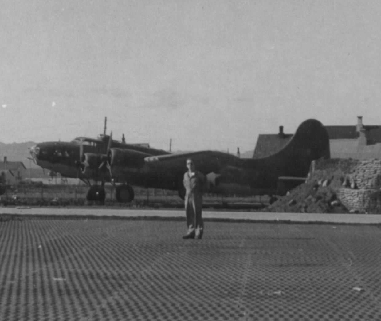 B-17 #41-9018