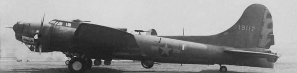 B-17 #41-9112 / Dreamboat