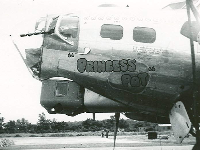 B-17 #42-102453 / Princess Pat