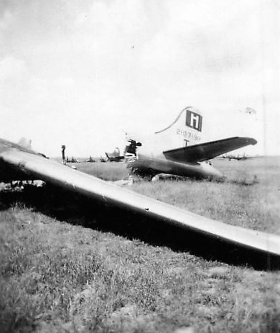 B-17 #42-107198