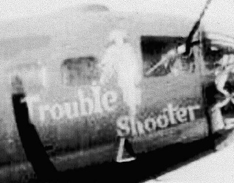 B-17 #42-30135 / Trouble Shooter